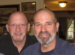 Bruce Moore and Michael Alper