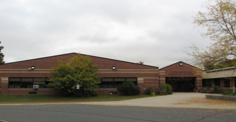 Undermountain Elementary Schoolin Sheffield, part of the complex of buildings that hosts Mt. Everett Regional High and Middle schools.