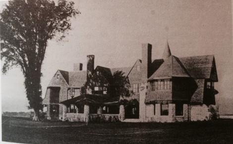 Elm Court in 1886.