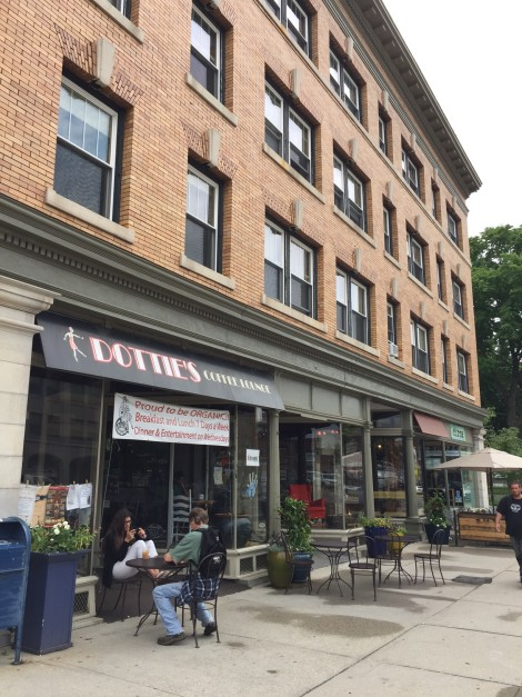 Dottie's Coffee Lounge, Mission Bar + Tapas and Circa, a mid-century furnishings store, have brought new energy to North Street.