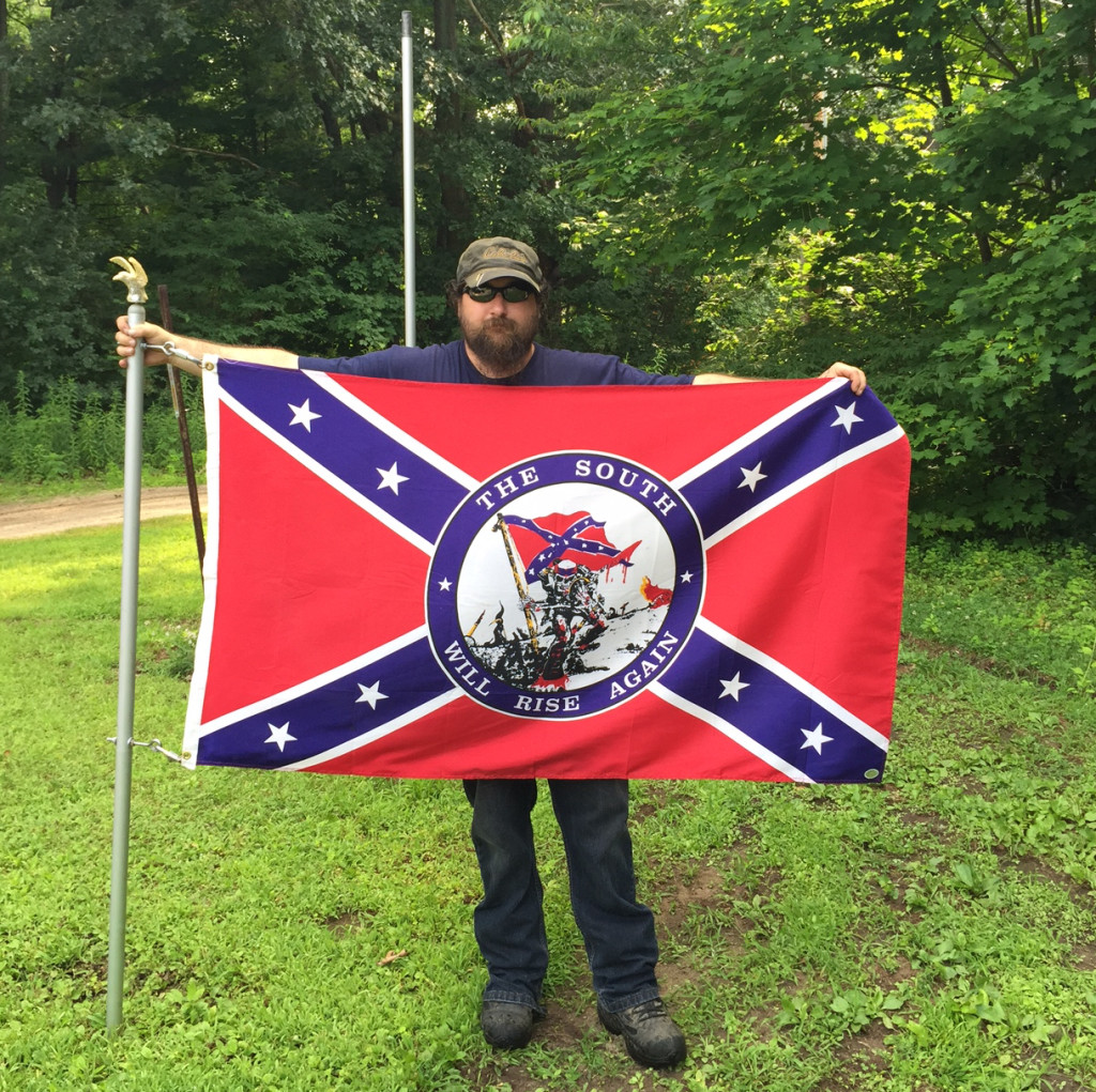Confederate Flag Racist Symbol Or Emblem Of Country Lifestyle