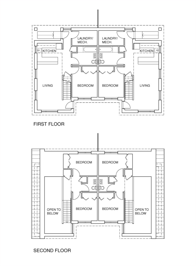 habitat for humanity 2 story floor plan trend home residential floor plans with dimensions trend home