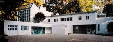 The Freylinghusen Morris House and Studio.