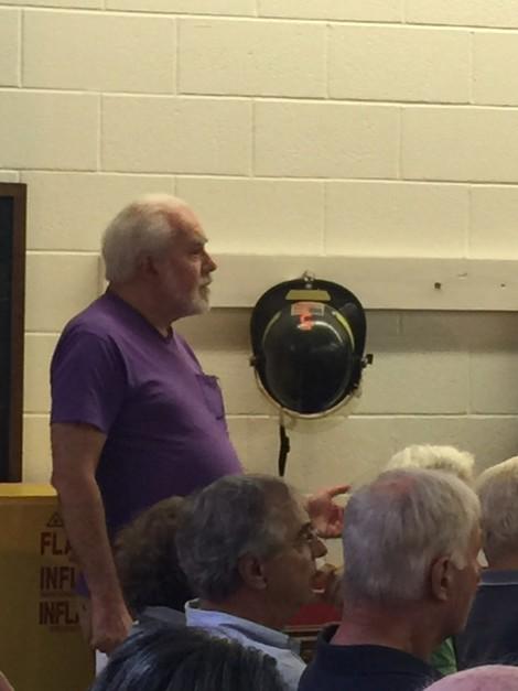 Finance Committee member Carl Stewart opposed the measure.