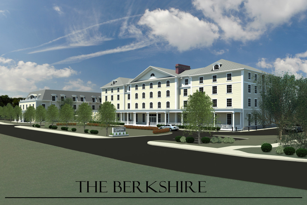 Permit sought for 24 million upscale hotel to replace for Great small hotel