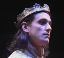 Ethan Bootlick as Henry II. Photo: Edward Acker