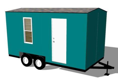Tiny house zoning revisions