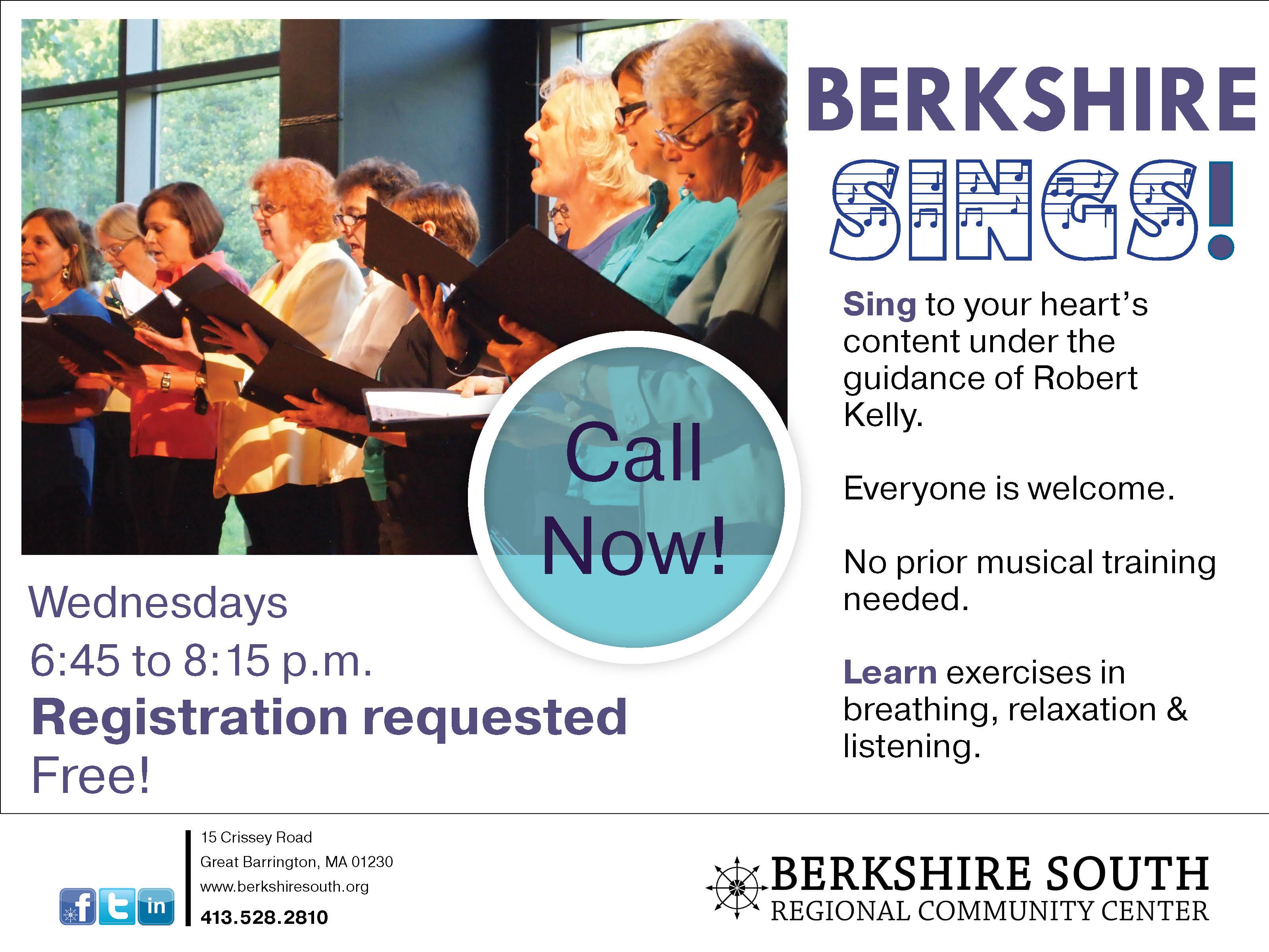 Berkshire Sings