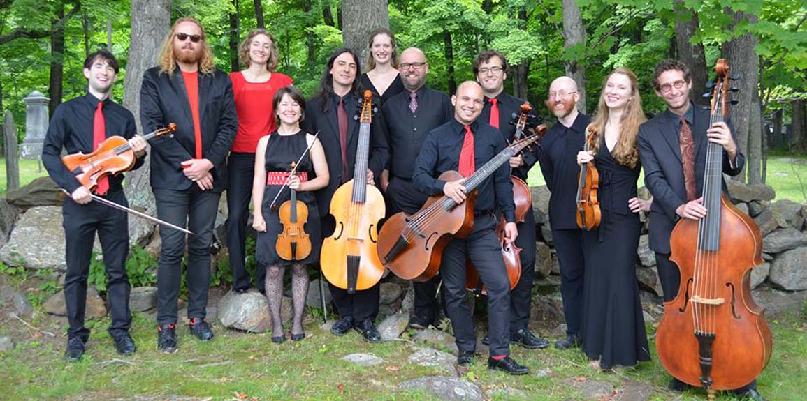 The Faux and the Fabulous--ACRONYM Baroque String Ensemble