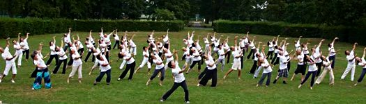 2018 World Qigong Taichi Day Celebration! ~ Free Event