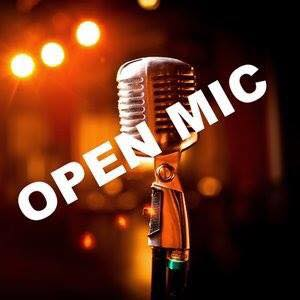 Open Mic Wednesdays!