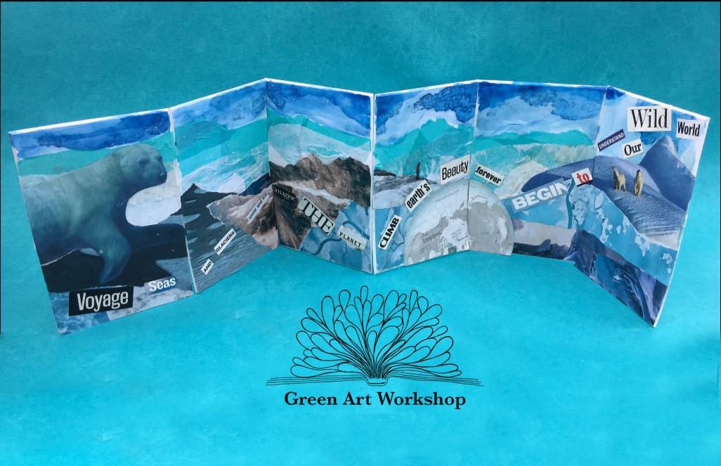 Green Art Workshop Programs - Spring Break Land-Escapes