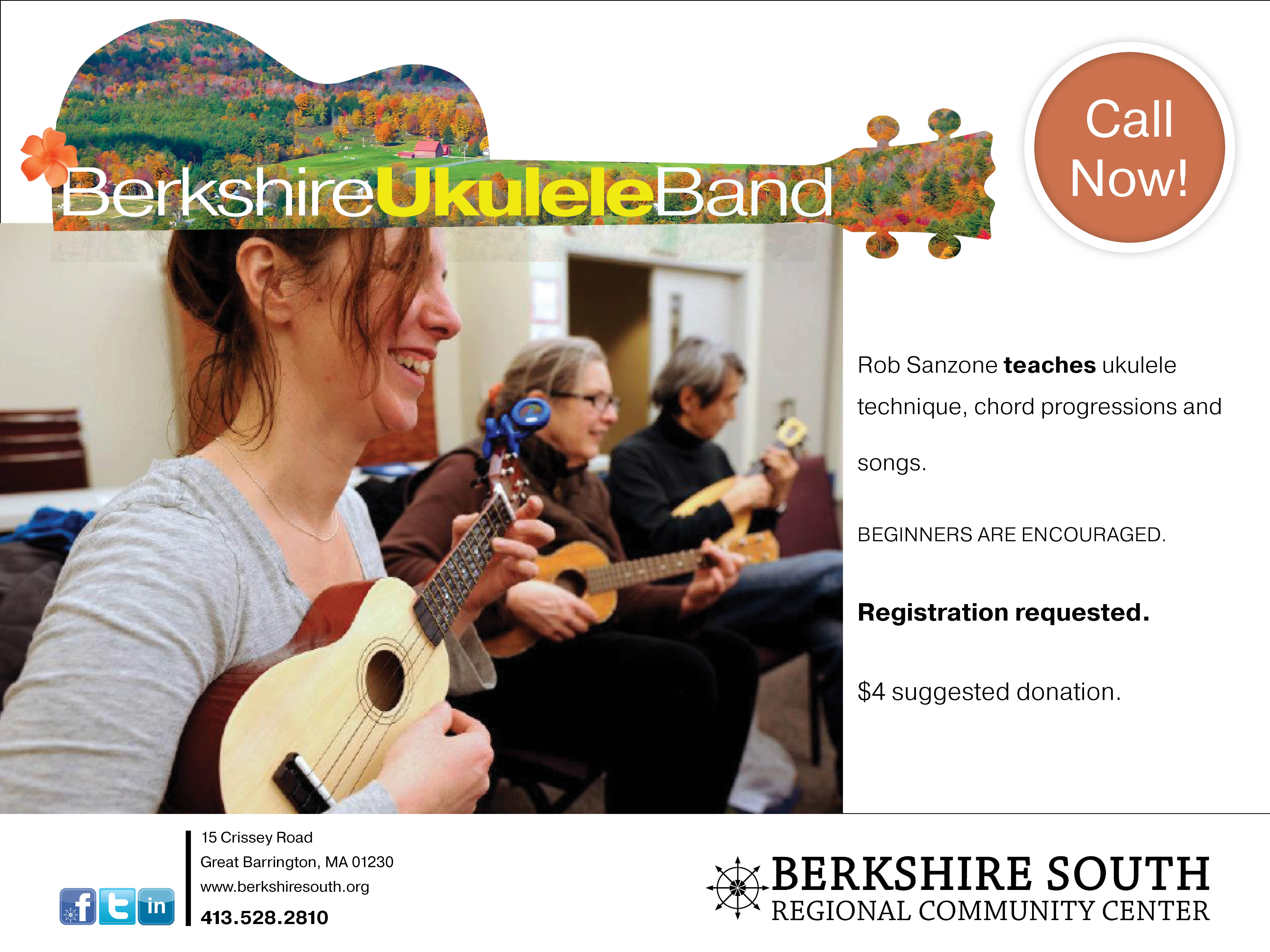 Berkshire Ukulele Band (BUB)