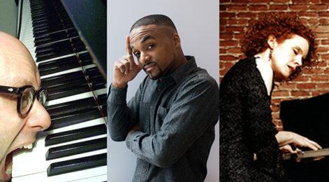 Hudson Jazz Festival: Piano Summit - Kirk Nurock, Lynne Arriale, and Sullivan Fortner