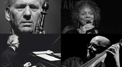 Hudson Jazz Festival: Fearless Masters - NEA Jazz Master David Leibman, Jay Anderson, Jay Clayton and Armen Donelian