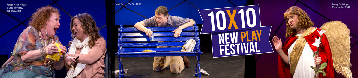 10X10 New Play Festival