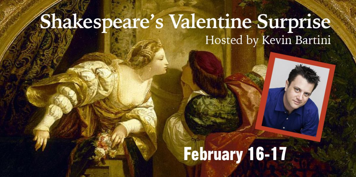 Shakespeare's Valentine Surprise