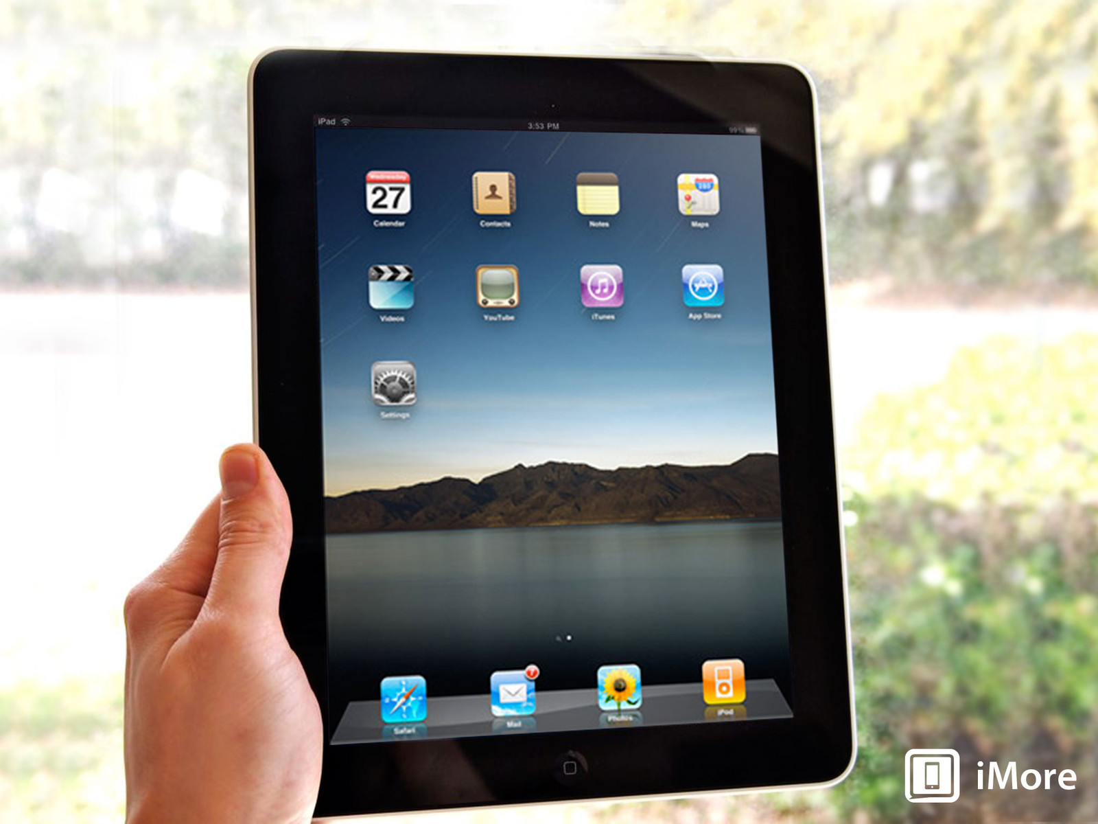 Tech – iPad Basics led by Library Director Claudia Cayne