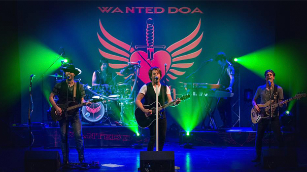 Wanted D.O.A. - World's #1 Bon Jovi Tribute