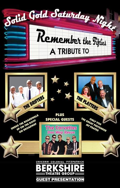 Solid Gold Saturday Night: Remember The Fifties Concert