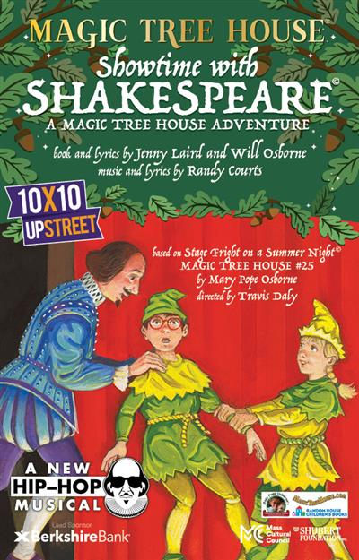 Showtime with Shakespeare: A Magic Tree House Adventure