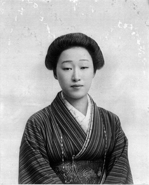 Morgan O-Yuki: The Geisha of the Gilded Age
