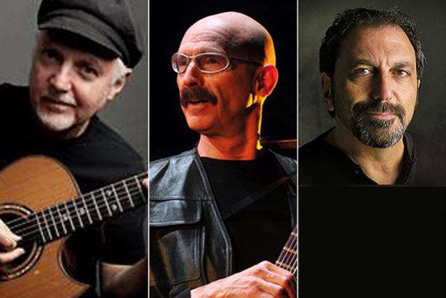 Keaggy, Levin & Marotta plus Flav Martin