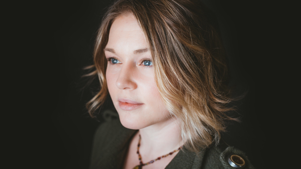 Crystal Bowersox with David Luning