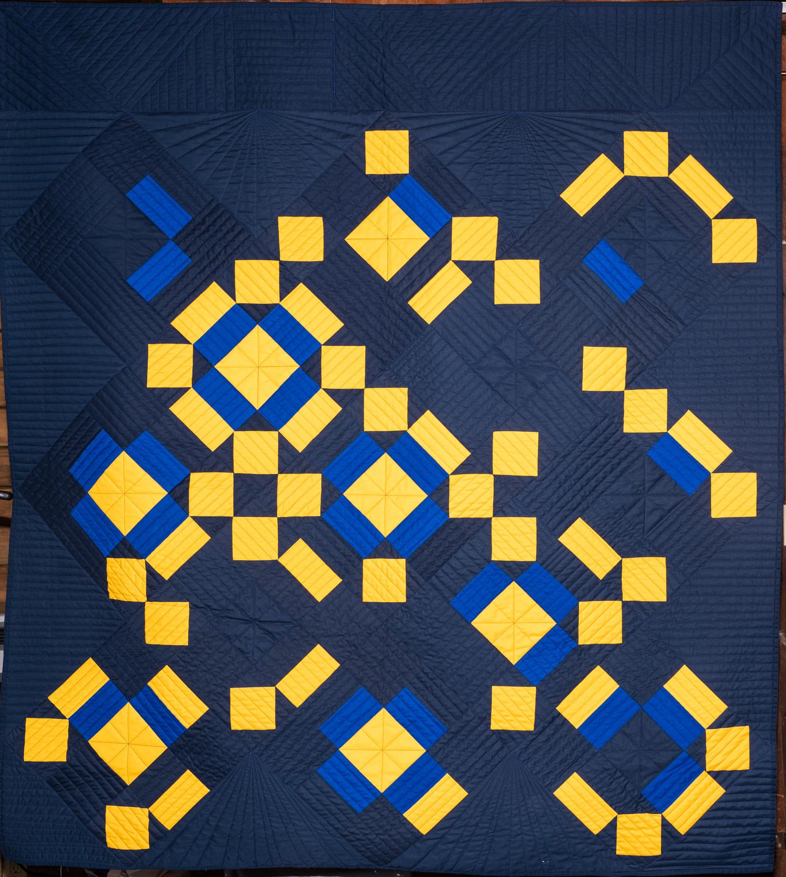 Modern Quilt Exhibit
