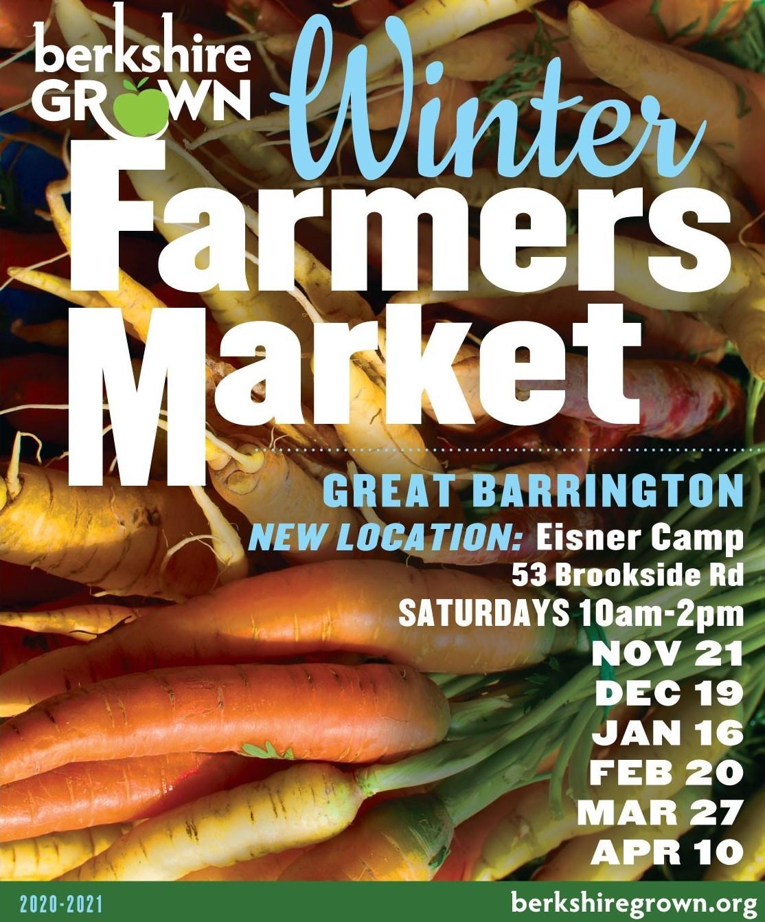 Berkshire Grown Great Barrington Winter Farmers Markets