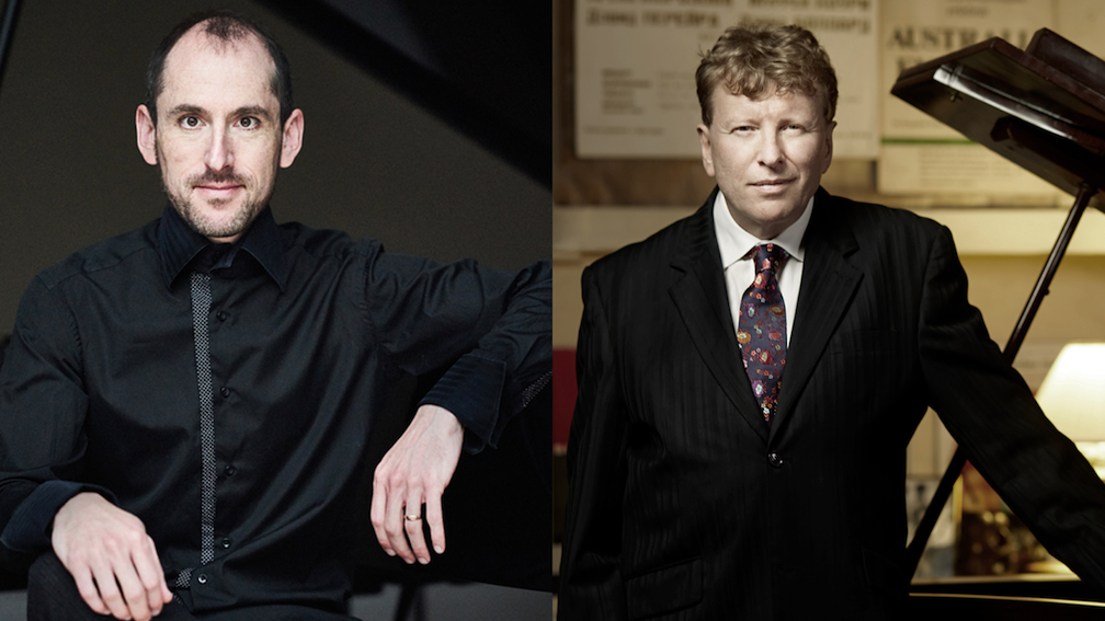 French music recital with Danny Driver and Piers Lane