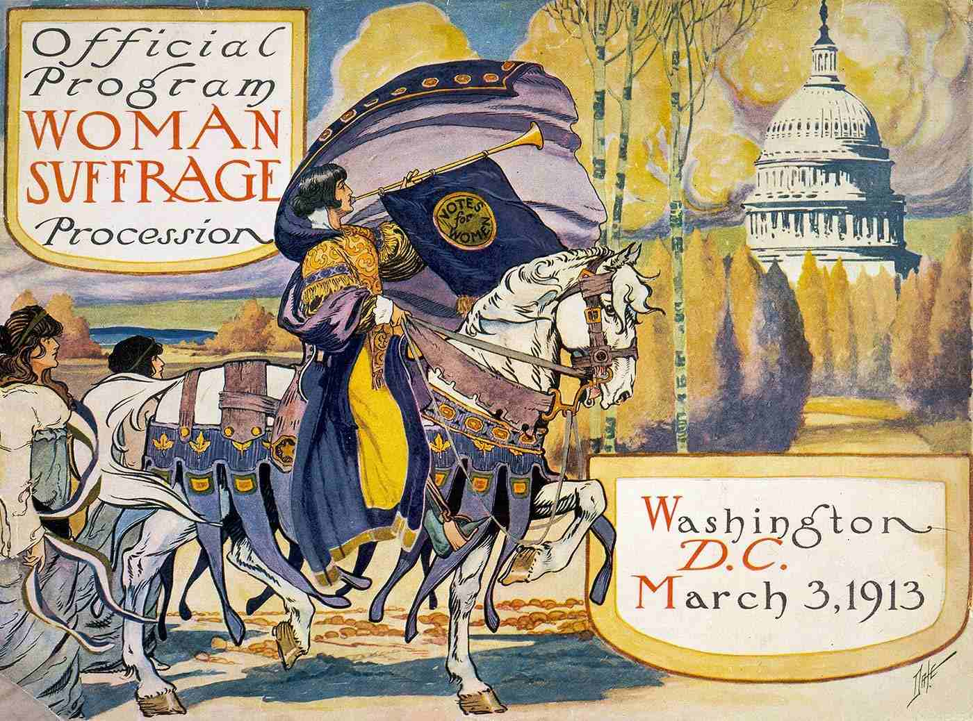 The Right to Vote: Reexamining Women's Suffrage