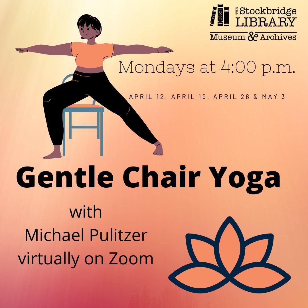 Virtual Gentle Chair Yoga