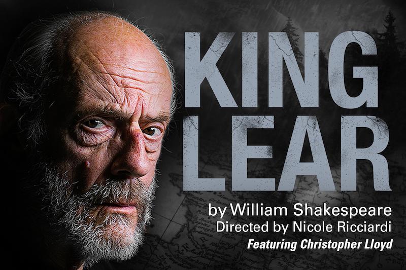 King Lear starring Christopher Lloyd