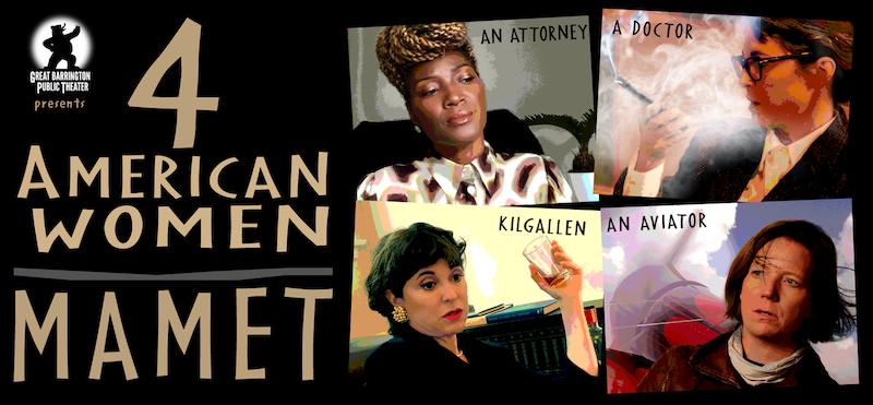 Great Barrington Public Theater: Four American Women