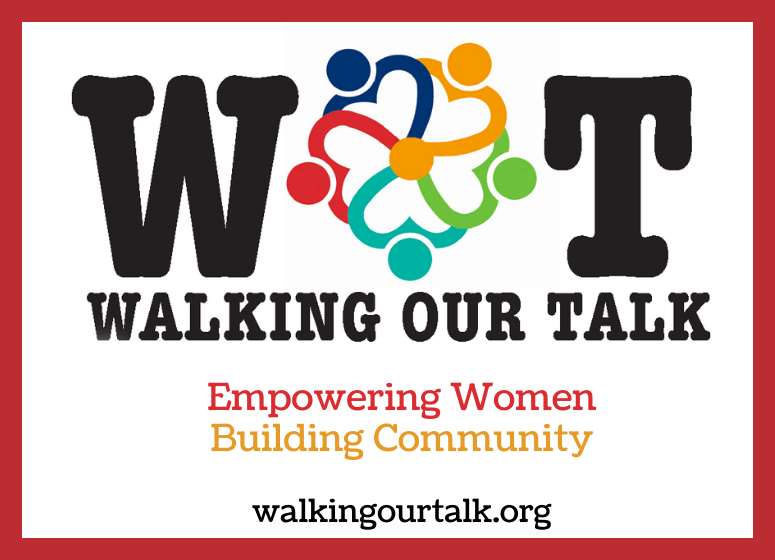 Walking Our Talk Women's Free Introductory Circles in September