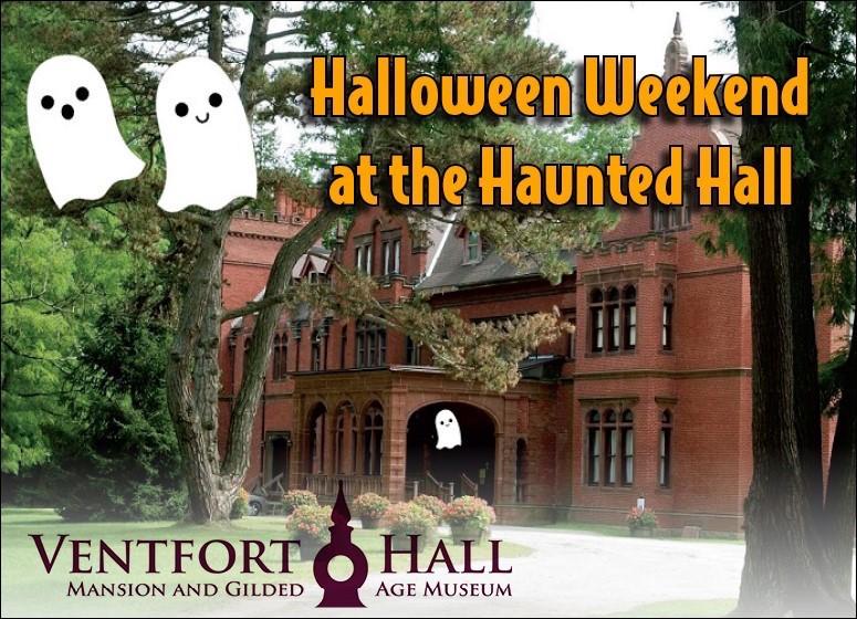 Halloween Weekend at the Haunted Hall