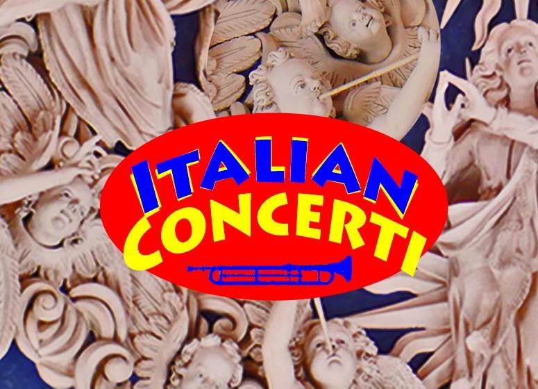 Italian Concerti--Festive Orchestral Baroque Music from Rome to London