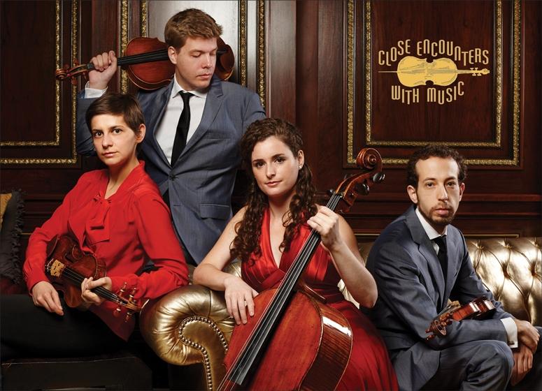 The Ariel String Quartet—Tchaikovsky, Arensky, Shostakovich