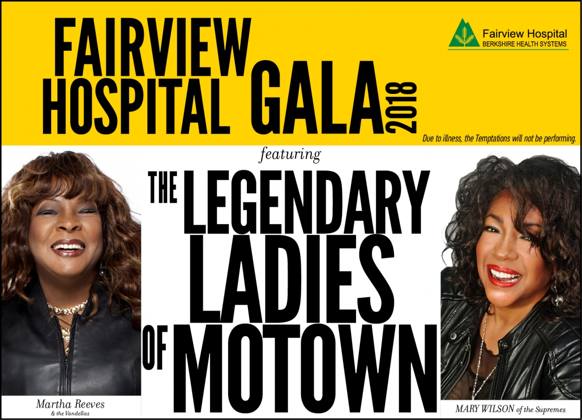 Fairview Hospital Gala presents The Legendary Ladies of Motown