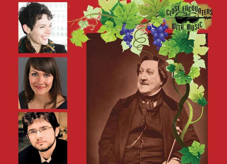 Close Encounters With Music presents A Rossini Extravaganza!