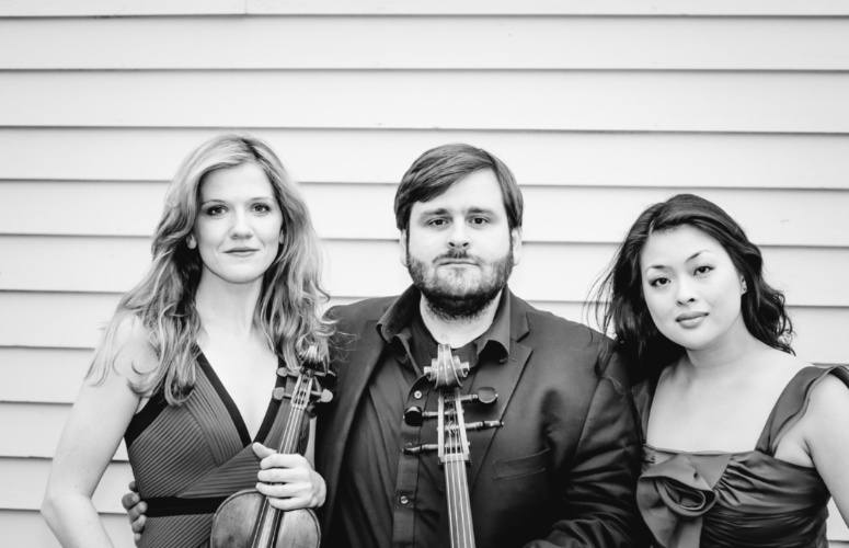 Leaf Peeper Concert: The Neave Piano Trio