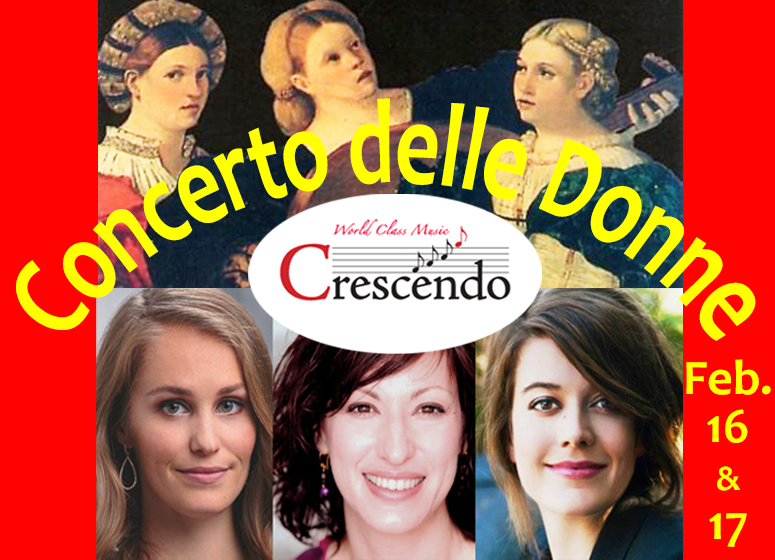 Concerto delle Donne - The Consort of Ladies: Revolutionary Italian Vocal Music of the Late Renaissance