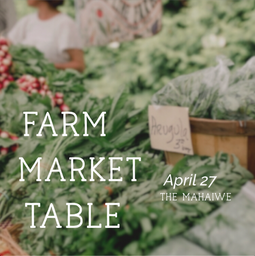 Great Barrington Farmers Market presents A Night of Storytelling about the Power and Purpose of Food