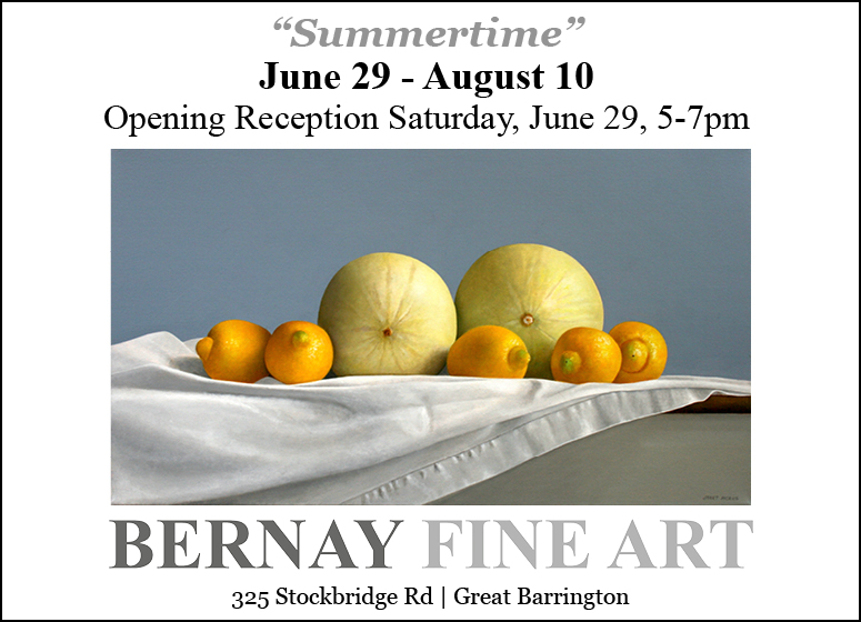 Bernay Fine Art presents