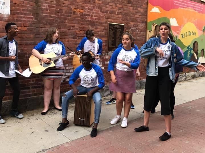 Amplify Concert at Berkshire School