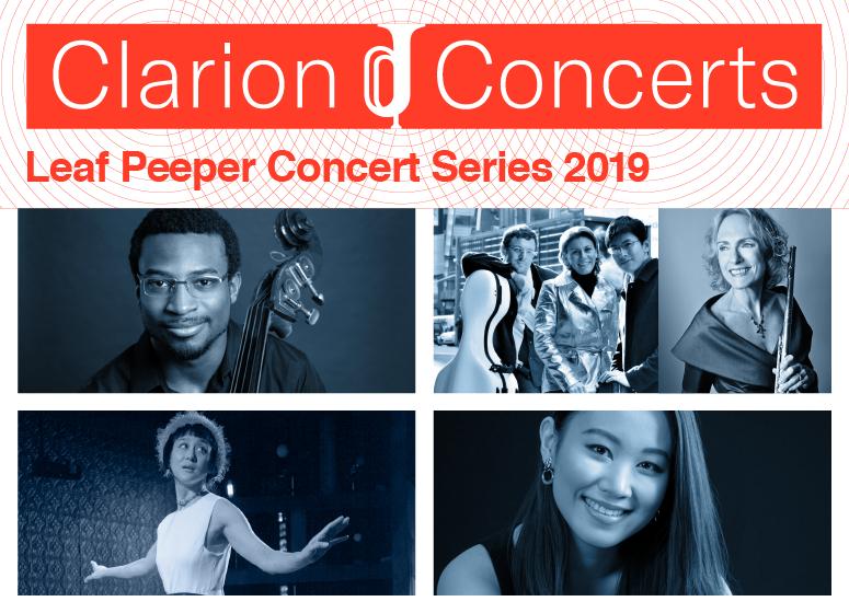 Clarion Concerts' Leaf Peeper Concert Series