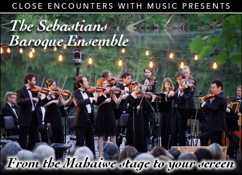 Close Encounters With Music presents: The Sebastians Baroque Ensemble