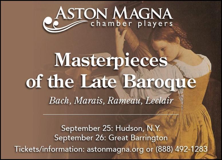 Aston Magna September 2021 Concert
