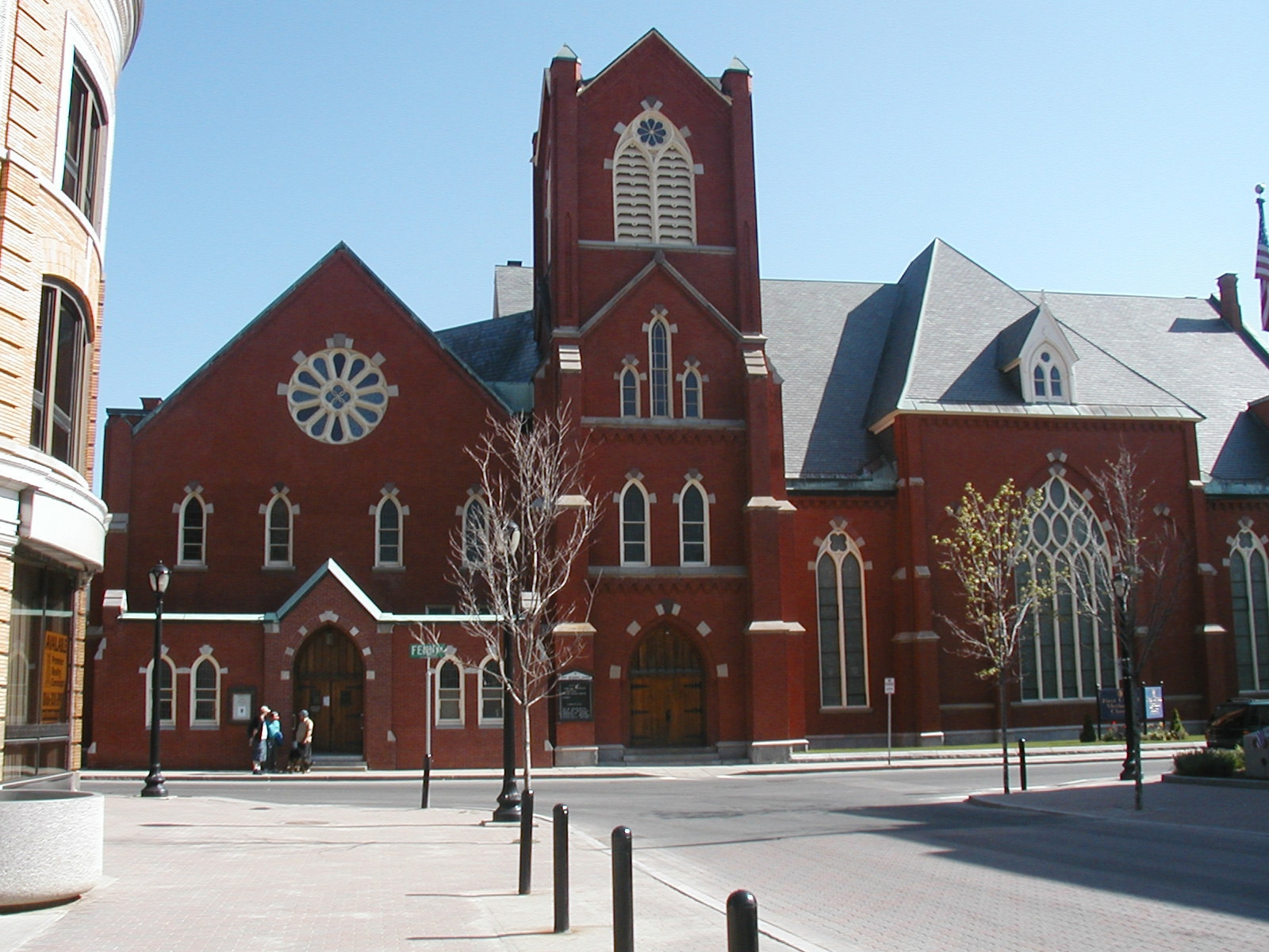 First United Methodist Church of Pittsfield